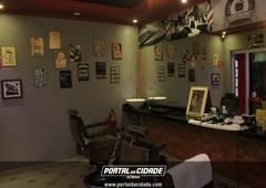 Inauguração Barber Shop