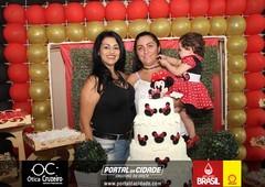 Aniversário de 1 ano da Maria Luiza