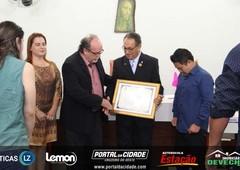 Moção de Aplausos Dr. Laércio
