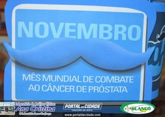 Campanha Nacional de Conscientização sobre o Câncer de Próstata