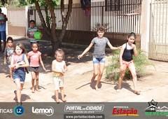 Especial dia das crianças Comunidade Evangélica