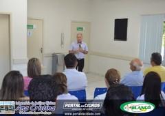 Implantação do Centro de Especialidades Odontológicas
