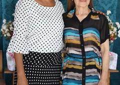 Aniversário de 50 anos Edna Marcia