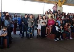 Arraiá do Estadual - Colégio Estadual Cruzeiro do Oeste