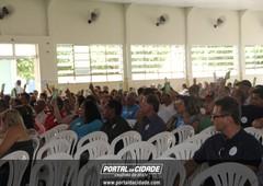 Reunião Deliberativa de Núcleo - Prestação de Contas Sicredi