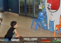 Kumagai Odontologia na Creche Lions Clube