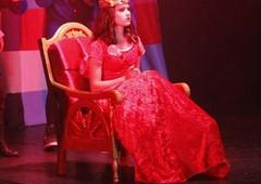 Estréia do espetáculo Vossa Majestade