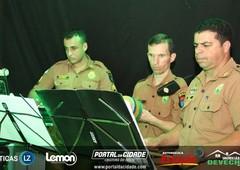 Apresentação da Banda PMPR
