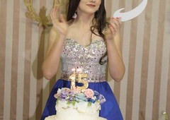 Aniversário de 15 anos da Isadora