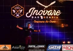 Inauguração - Inovare Barbearia