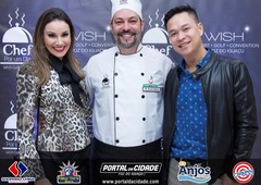 """""""Chef por Um Dia"""" Nelson Mendes"""