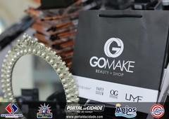 Coquetel de inauguração Gomake