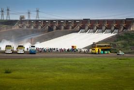 Itaipu espera mais de oito mil turistas no feriado do Dia do Trabalhador
