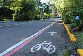 Ciclofaixa em Gramado será inaugurada com passeio ciclístico