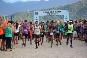 Atletas de Santa Rita superam o Desafio 28 Praias de Ubatuba