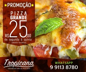 Pizzaria e Churrascaria Tropicana