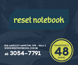 Reset notebook