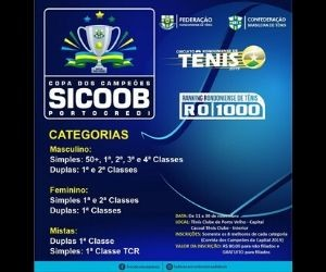 Evento Tênis Clube