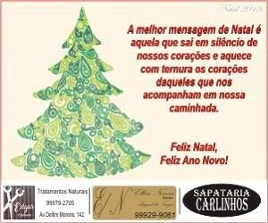 Natal 2018 - Edgar Cabeleireiro-Elton Noivas-Sapataria Carlinhos