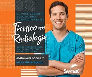 Senac Técnico em Radiologia