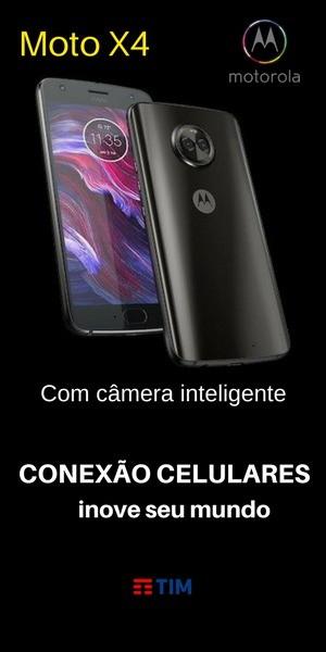 Conexão Celulares - Moto X 4