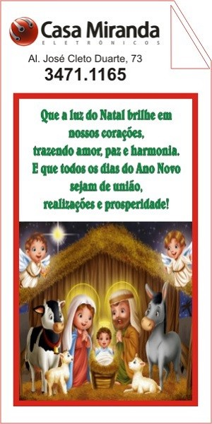 Natal 2018 - Casa Miranda