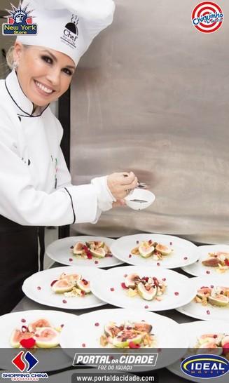 Chef por Um Dia - Loli Cruz