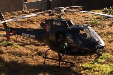 Polícia Civil prende oito durante operação em Andradas