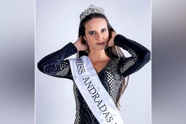 Modelo andradense participa do Concurso Miss Minas Gerais Senior 2018