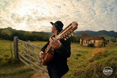 Anderson Martins participará do 1º Festival Canto Místico de Bueno Brandão