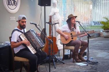 Anderson Martins participou do Festival Acordeon e Viola em Poços de Caldas