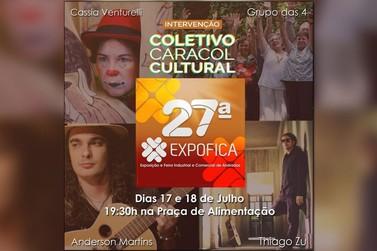 Intervenção Cultural acontece na 27ª Expofica