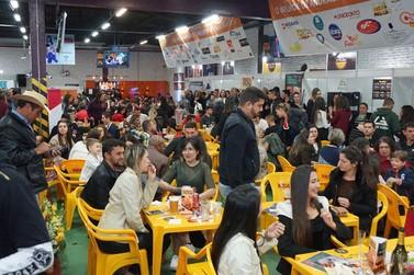 Mais de 4.500 pessoas passaram pela EXPOFICA no primeiro final de semana