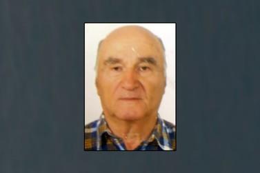 Aposentado de 88 anos está desaparecido em Andradas
