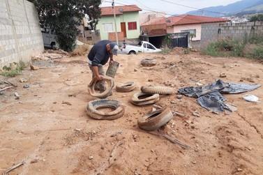 Descarte de pneus de maneira incorreta gera problemas graves ao meio ambiente