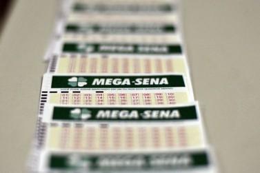 Mega-Sena deve pagar hoje prêmio de R$ 40 milhões