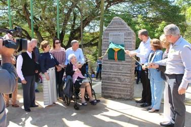 """Dia da Independência foi comemorado no """"Parque Municipal Ricardo Sasseron"""""""