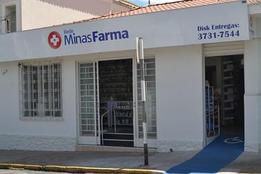 Rede MinasFarma completa seis meses em Andradas