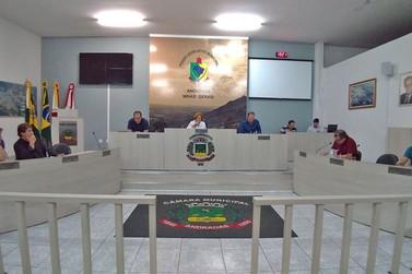 Câmara Municipal de Andradas divulga pauta da 22ª sessão ordinária de 2018
