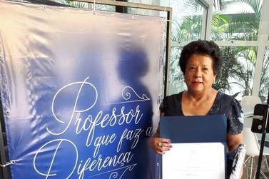 HOMENAGEM: Professor que faz a diferença