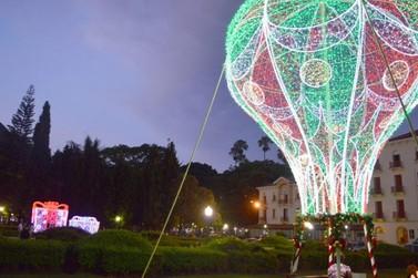 Poços de Caldas terá programação repleta de atrações no Natal e Ano Novo