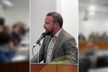 Prefeito de Andradas participa de ação para pressionar deputados