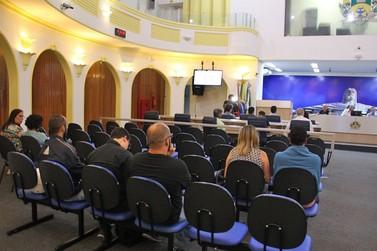 Vereadores de Poços de Caldas analisam proposta orçamentária para 2019