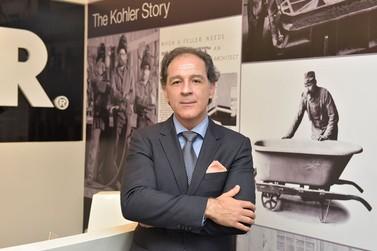 KOHLER anuncia novo vice-presidente para a América Latina