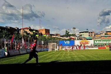 Caldense empata com o Guarani e segue sem vencer no Mineiro