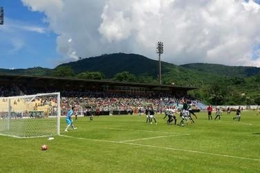 Caldense empata na estreia no Campeonato Mineiro