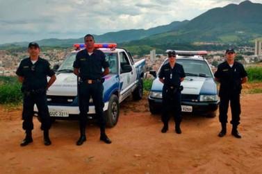 Guarda Municipal de Andradas completa dois anos de existência