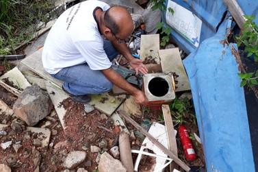 Campanha contra Dengue visita 1300 residências em Andradas