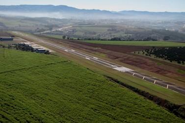 Aeroporto de São João terá hangar-escola para curso de Engenharia Aeronáutica