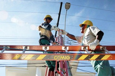 Bairros de Andradas ficarão sem energia elétrica na quarta-feira
